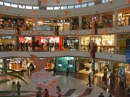 インドのショッピングモールに行ってみました!