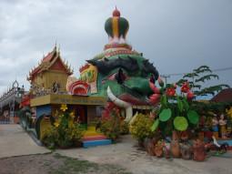 タイの変なお寺に行ってきました!Part 1 – Wat Wat Pa Lak Roi
