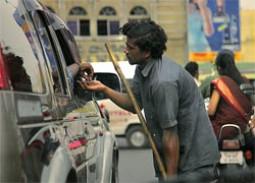 インドの物乞いのびっくり事情