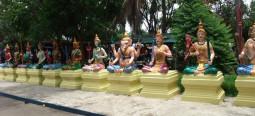 タイの変なお寺に行ってきました Part2 – タイ中部、アントンのワットムアン