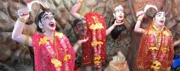 インドのお寺はやっぱり凄かった!- デリーのハヌマン寺院