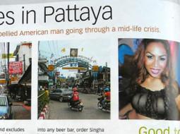 パタヤに向かうインド人