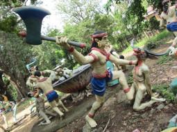 タイの変なお寺に行ってきました! Part3