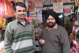 メインバザールの罠  – インド買い付けの苦労