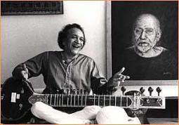 【訃報】インド音楽の生きる伝説ラヴィ・シャンカール逝く