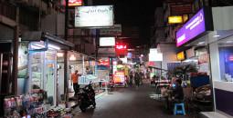 タイでアラブを感じる – ナナ駅近くのアラブ人街を歩く