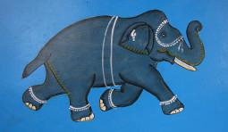 インドの壁画が素敵! 壁画コレクション