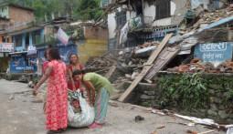 ネパールからの現地レポート 緊急地震報告(その一)