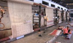 かける時間は3ヶ月! インドの手織り絨毯工房に行ってきました!