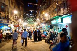 溢れるほどの肉・肉・肉!! ムンバイのイスラム街を訪ねる