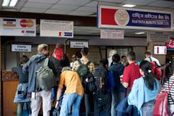 ネパールのアライバルビザがオンライン申請出来るようになりました。 が……