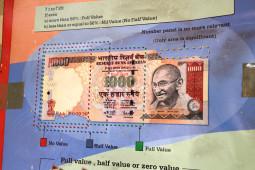 インドの新札 2000Rs紙幣の偽物と本物を見抜く方法【ティラキタ駱駝通信 9月14日号】
