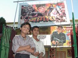 インドの映画館で起きたビックリする事