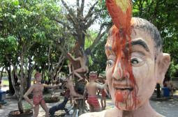タイの変なお寺に行ってきました! Part4 – Wat Saen Suk