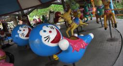 タイの不思議遊園地 サイアム・パーク・シティに行って来た