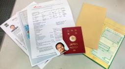 郵送でインドの観光VISAを取得してみました