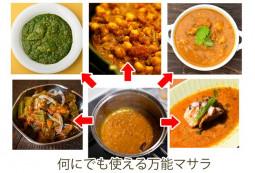 インドカレーはすごく簡単! 5分で作れて美味しいインド料理のひみつ【ティラキタ駱駝通信7月19日号】
