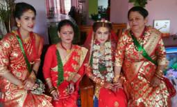 結婚式の贈り物は牛だって! 真っ赤で神秘的なネパールの結婚式を全力レポート