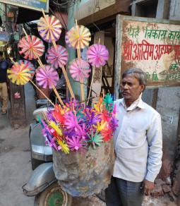 脳みそ屋さんに、風車屋さん。 インドのおもしろ職業を紹介【ティラキタ駱駝通信 3月14日号】