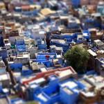 夢の中のようなブルーの街を探して-ラジャスタン州ジョードプル