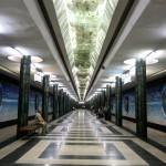 ウズベキスタンの地下に広がる魅惑の世界☆タシュケント地下鉄全29駅中21駅を回ってみた!