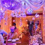 君たちは魔法使いか!! インドの結婚式のデコレーションがすごい!