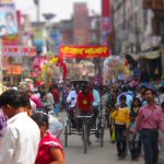 どこもかしこもハロウィンの渋谷なみの大混雑! 人口が都市部に集中するインドの今