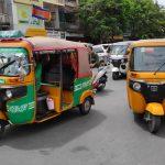 カンボジアで大活躍! インドのオートリクシャー