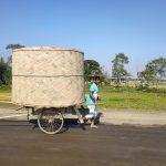 いやげ物も竹で作るよ!! 竹細工の国アッサムとインド東北部