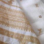 手織りのカッチショールを作る、ブジョーディ村のムケーシュさんちを訪問する