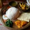 ネパールの味の魔術師 タカリ族経営レストランのキッチンを覗く