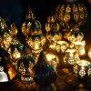 世界一美しいモロッコの金属ランプの工房を訪問する