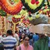 インド版のお好み焼き屋さんが集結するデリーのパランタ通り